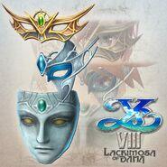 Ys VIII - Ancient Mask Set (DLC)