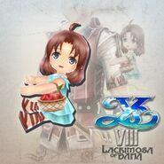Ys VIII - Hug Hug Lilia (DLC)