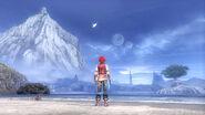 Ys VIII Promotional Screenshot Nameless Coast
