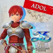 Ys VIII - Adol's Silver Armor (DLC)