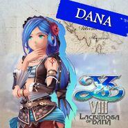 Ys VIII - Deserted Pirate Dana (DLC)