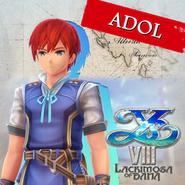 Ys VIII - Adol's Adventurer Clothes DLC