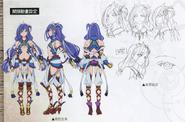 Dana - Anime Opening Design