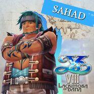 Ys VIII - Deserted Pirate Sahad (DLC)