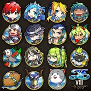 Ys VIII - Avatar Pack (DLC)