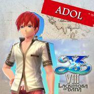 Ys VIII - Tropic Swimwear Adol (DLC)