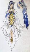Goddess of Evolution - Concept Art