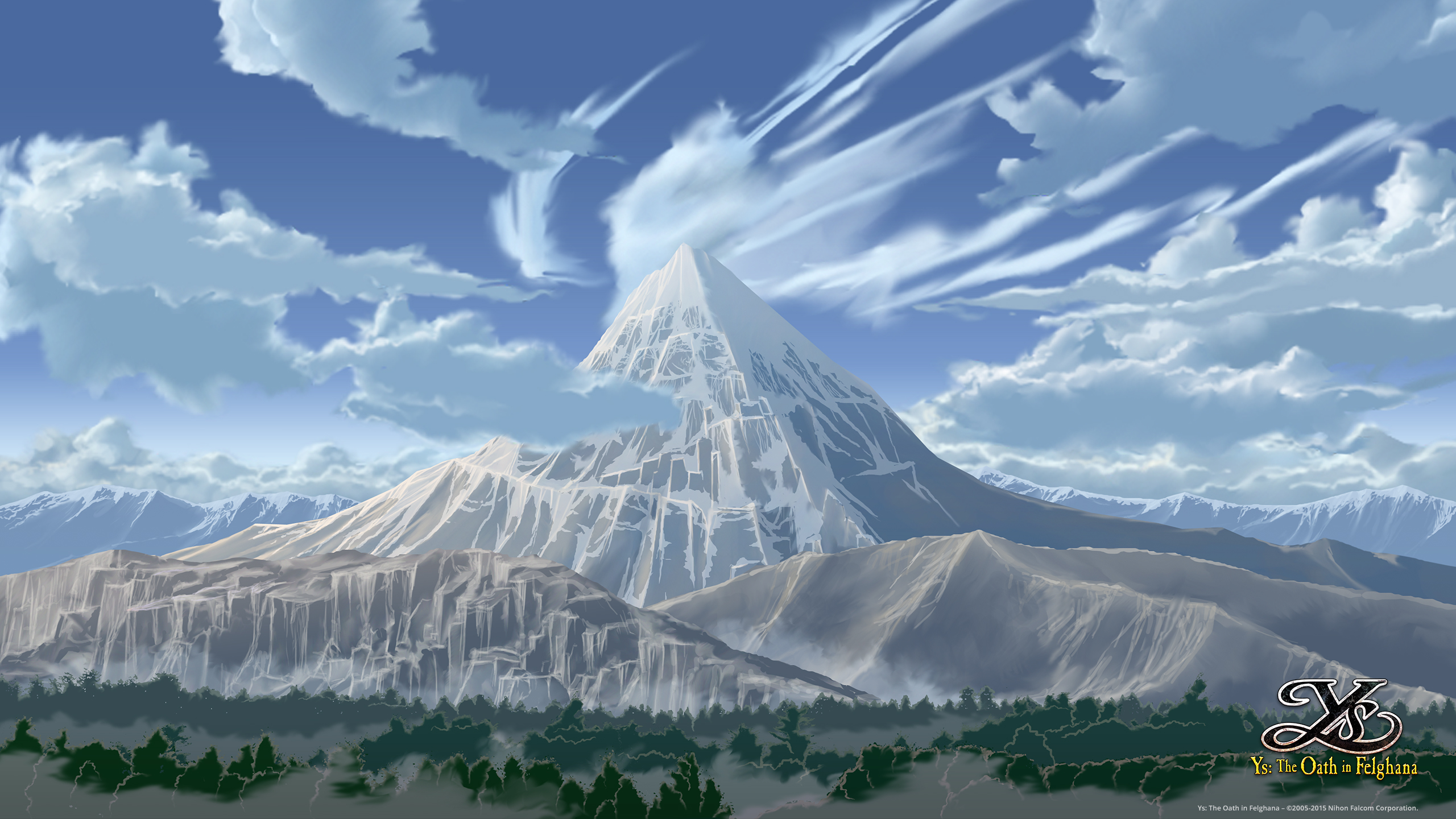Elderm Mountains