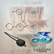 Ys VIII - Stylish Glasses Set (DLC)