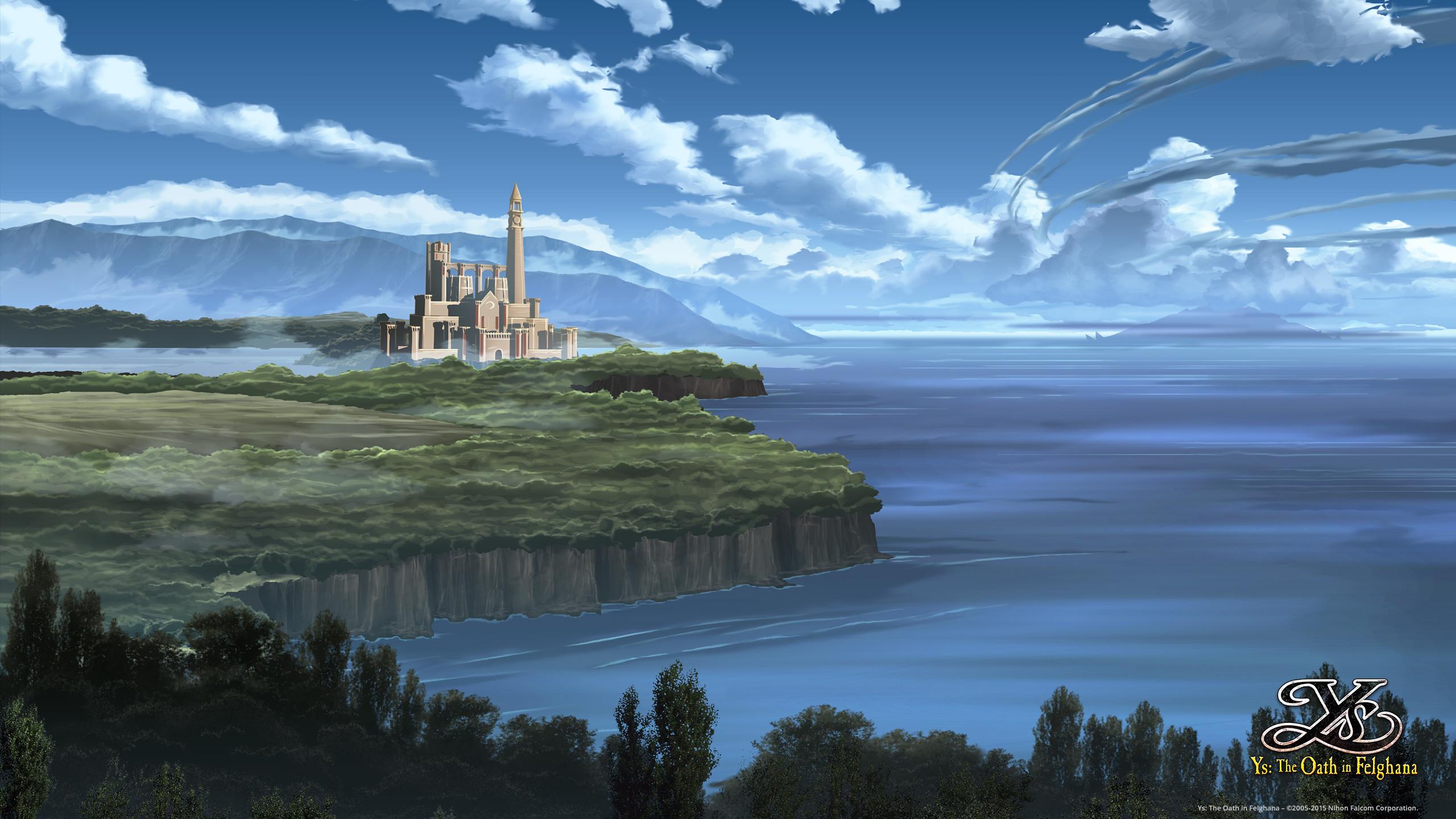 Valestein Castle