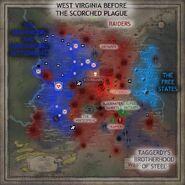Map pre fallout 76