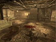 Hells Motel interior