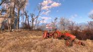 Trattore Fallout 4