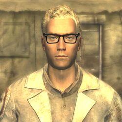 Personaggi umani di Fallout: New Vegas