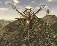 Fallout New Vegas Makeshift Great Khan Camp (3)