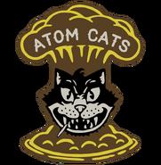 Atom Cats logo