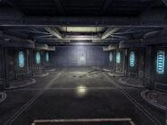 Securitron vault pod room