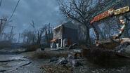Fallout 4 stazione Red Rocket