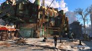 Entrata di Diamond City