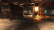 Vault improvvisato porta fallout 76