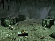 Hidden supply cave int