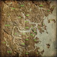 Mappa originale Commonwealth