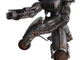 Robot sentinella