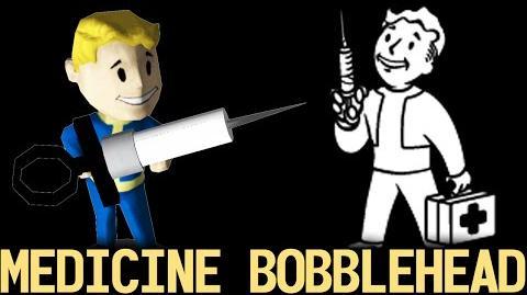Fallout 3 Bobblehead -Medicine-