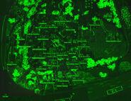Mappa di Diamond City