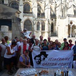 L'accueil de la municipalité de Bourges