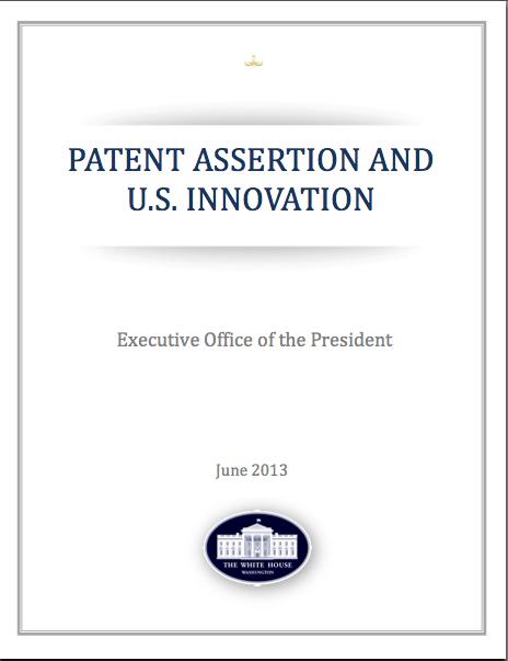 Patent Assertion and U.S. Innovation
