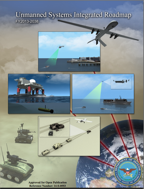 Unmanned Systems Integrated Roadmap FY2011-2036