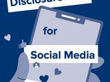Disclosures 101 for Social Media Influencers