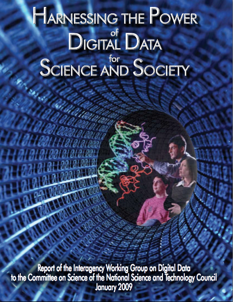 Harnessing the Power of Digital Data for Science and Society