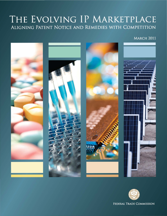 The Evolving IP Markeplace: Aligning Patent Notice and Remedies with Competition