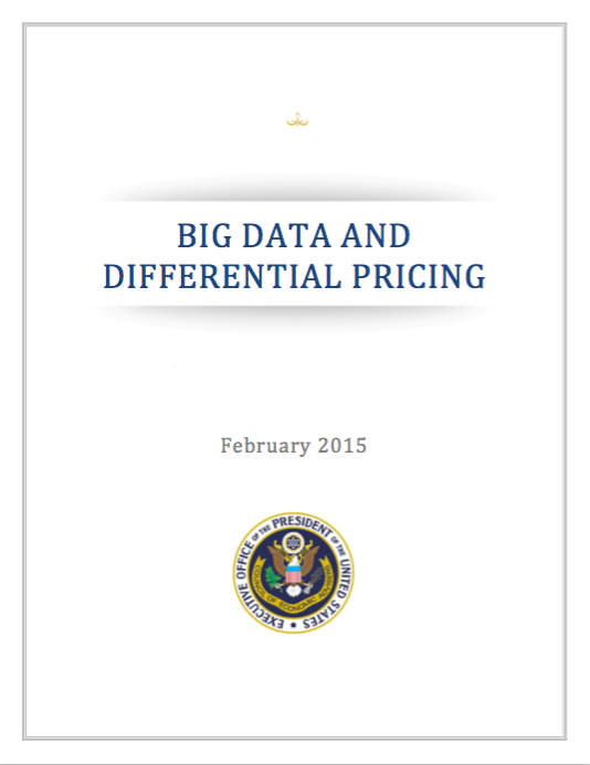 Big Data and Differential Pricing