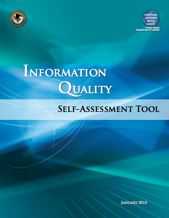 Information Quality Self-Assessment Tool