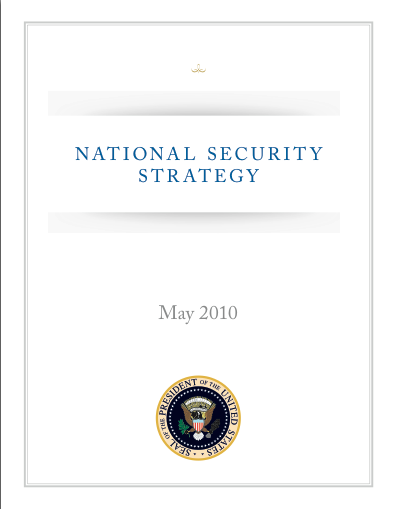 2010 National Security Strategy