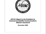 NSTAC Report to the President on Commercial Satellite Communications Mission Assurance