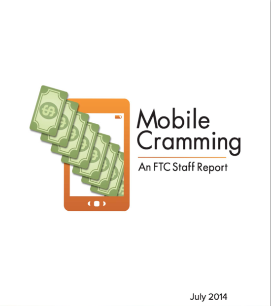 Mobile Cramming: A Federal Trade Commission Staff Report