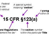Code of Federal Regulations