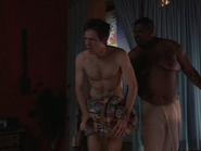 1x1 black dude spanks Dennis