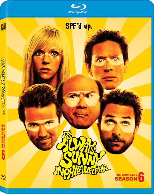 The Complete Season 6 Blu-ray