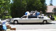 Trash-limo