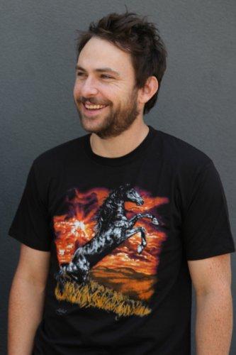 Charlie's Horse T-Shirt