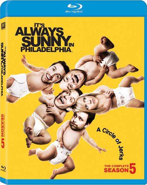 The Complete Season 5 Blu-ray