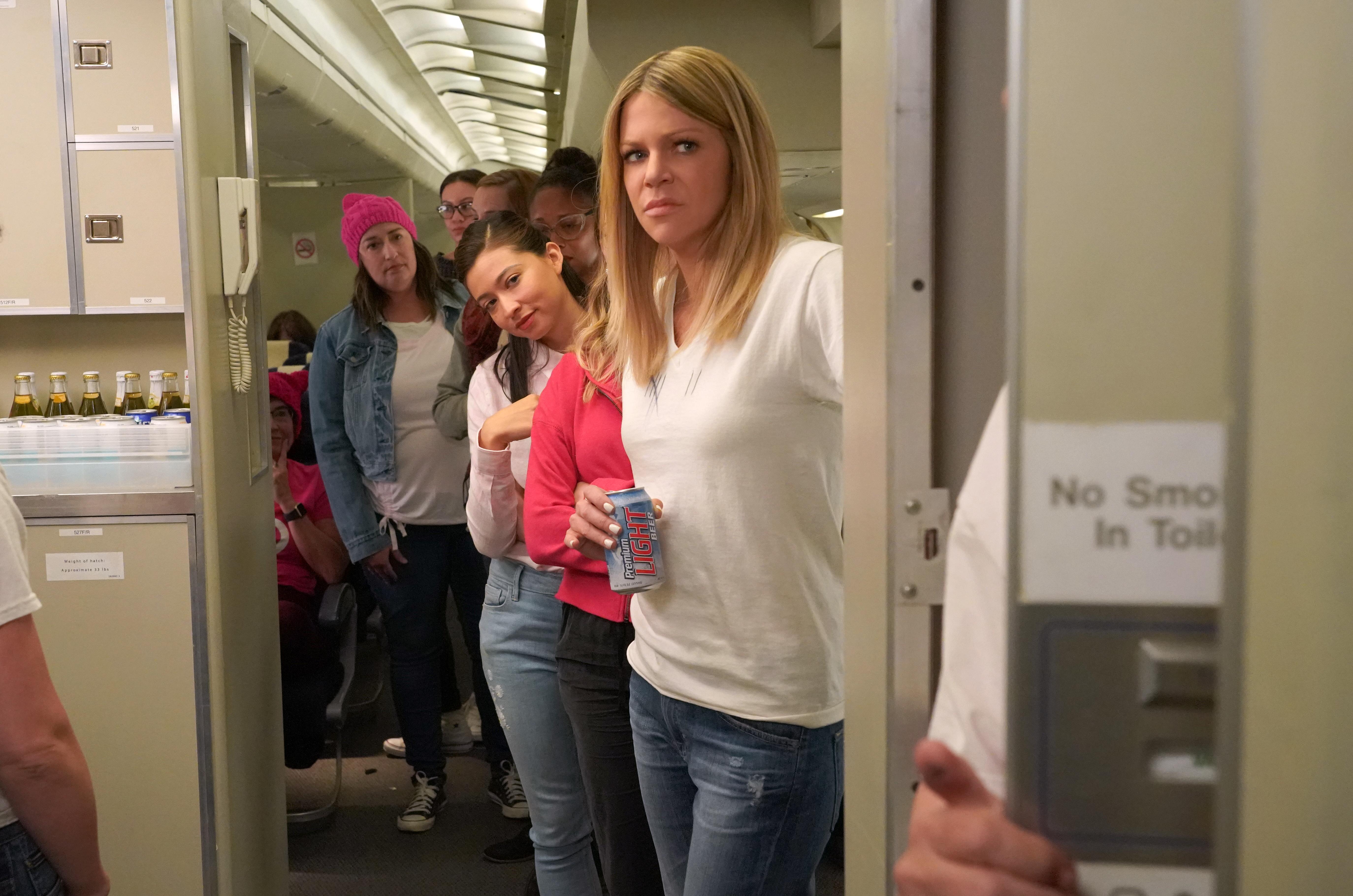 The Gang Beats Boggs: Ladies Reboot