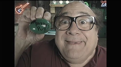 Paddy's Egg