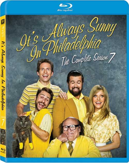 The Complete Season 7 Blu-ray