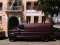 Frank's van